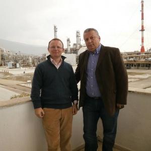 Αναπτυξιακά θέματα, σχετιζόμενα με την ενέργεια, συζήτησε με τον Βρετανό Πρέσβη στην Ελλάδα John Kittmer