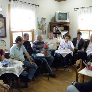 Ανταλλαγή απόψεων με τους κατοίκους στην Παναγία