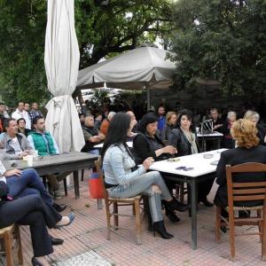 Παρουσίαση του προγράμματος και των θέσεων του Συνδυασμού  στους κατοίκους των Ποταμουδίων