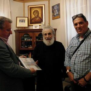 Τον Σεβασμιότατο Μητροπολίτη Φιλίππων Νεαπόλεως και Θάσου κ.κ. Προκόπιο επισκέφθηκε και  ενημέρωσε για το πρόγραμμα του