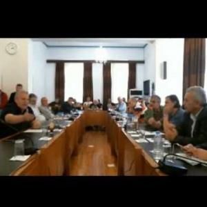 11η κατεπείγουσα συνεδρίαση Δ Σ Καβάλας Βαγγέλης Παππάς η πρόταση για δυναμικότερες κλιμακούμενες