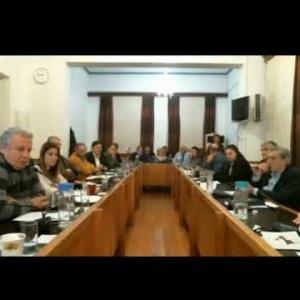 Βαγγέλης Παππάς Ψήφισμα για το Μακεδονικό στην 1η Συνεδρίαση 2018
